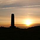 Bradgate Park War Memorial 2 by Mike Topley