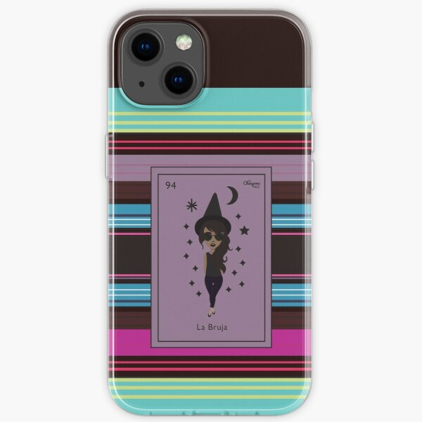 La Bruja iPhone Soft Case