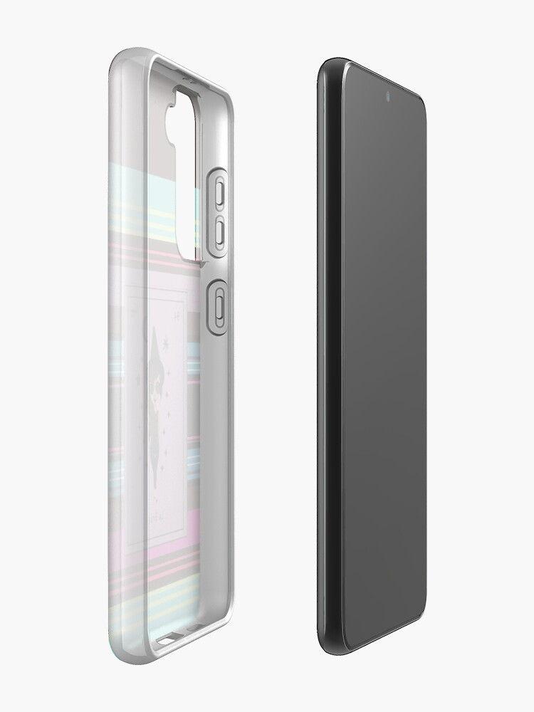Alternate view of La Bruja Case & Skin for Samsung Galaxy