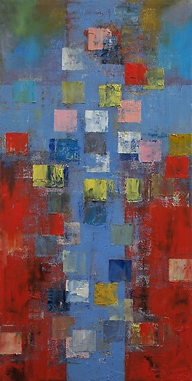 Crucifixion by Michael Creese