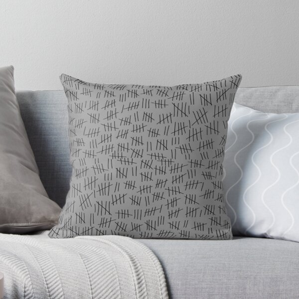 April 23rd (#5) Throw Pillow