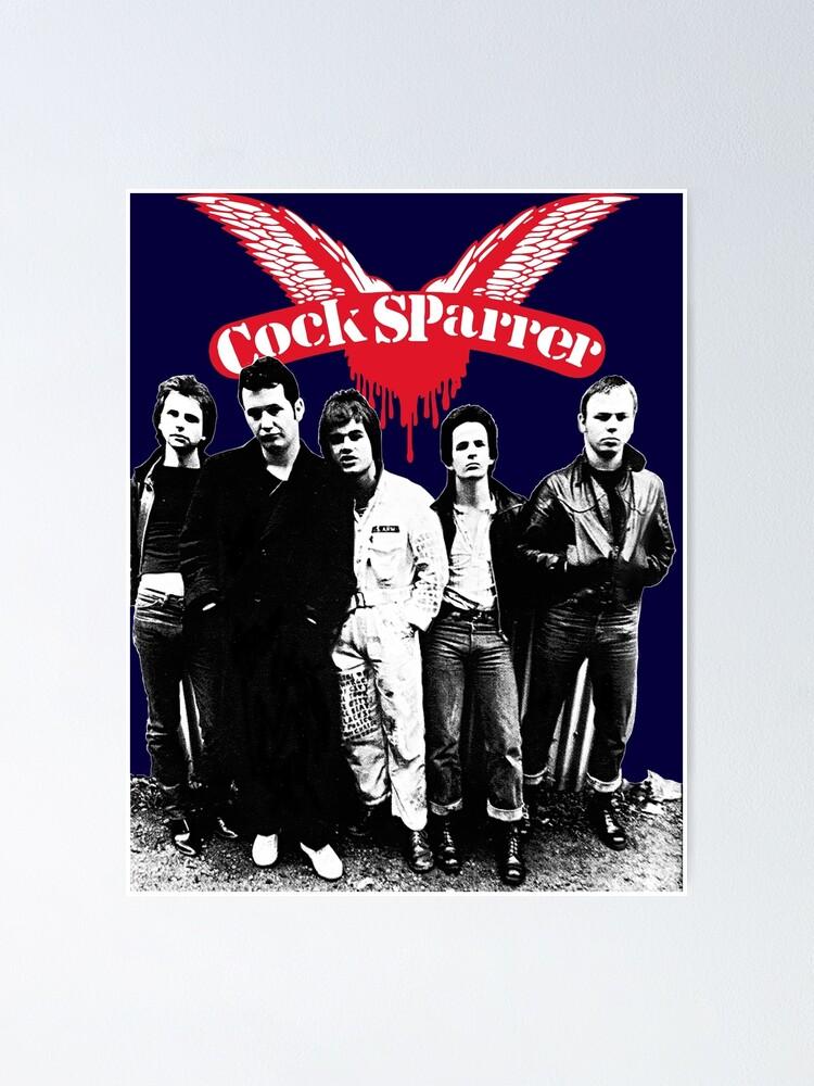 COCK SPARRER Punk Rock iphone case