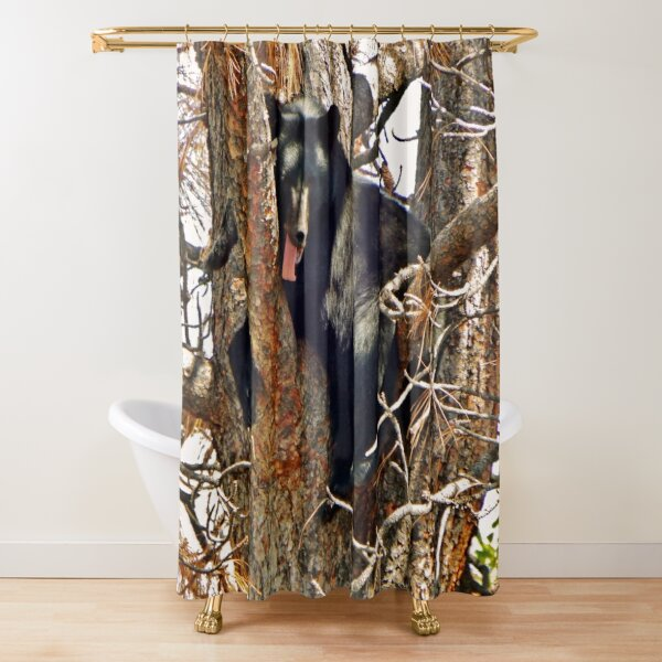 Not much for shade! Shower Curtain