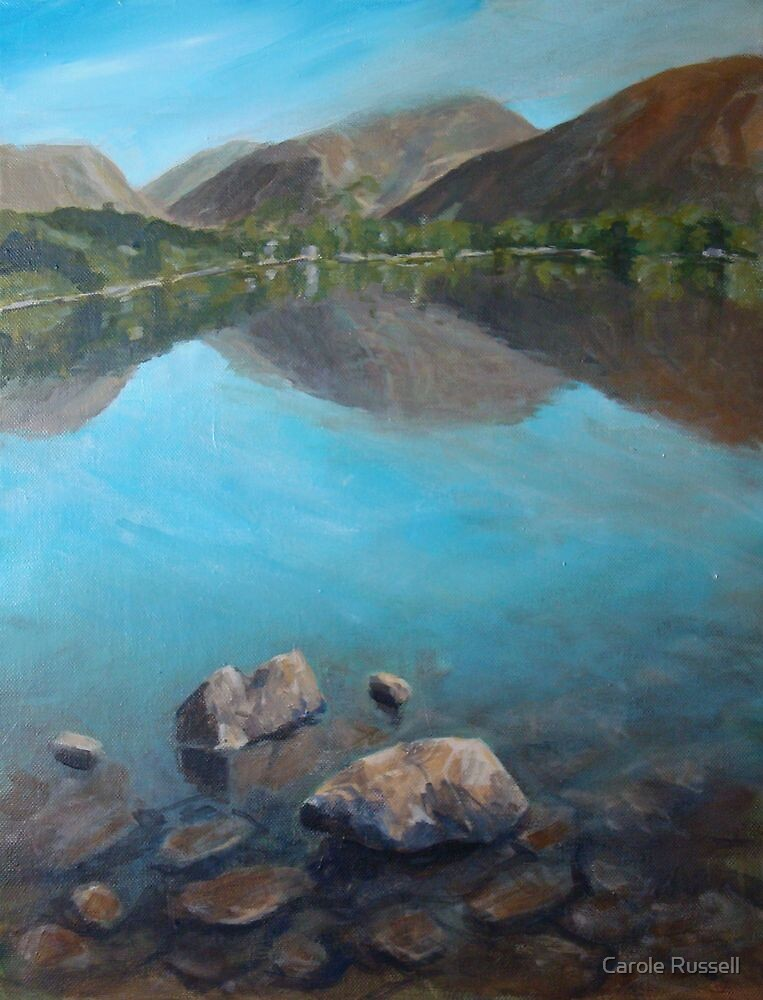Lakes by Carole Russell