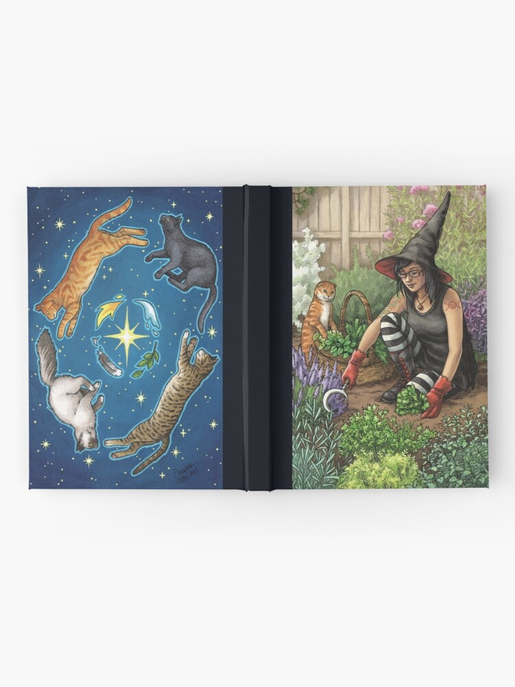 Alternate view of Everyday Witch Oracle - Seasonal Harvest Hardcover Journal