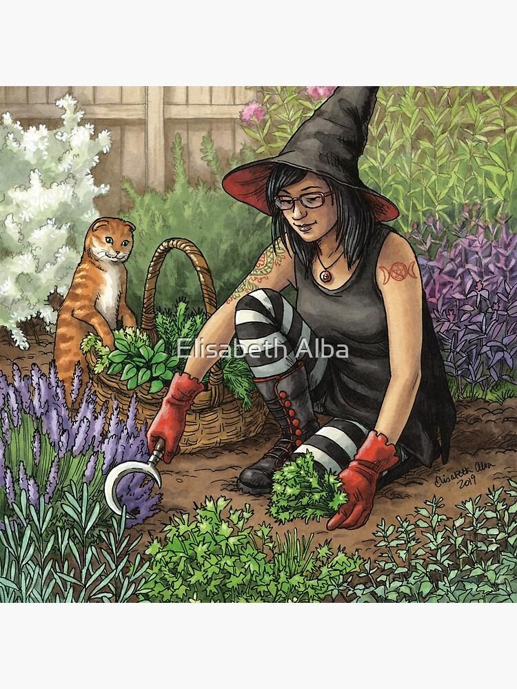 Everyday Witch Oracle - Seasonal Harvest by elisabethalba