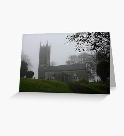 Church on Sunday Greeting Card