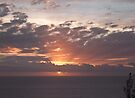 Sunrays, Cape Byron  by Odille Esmonde-Morgan