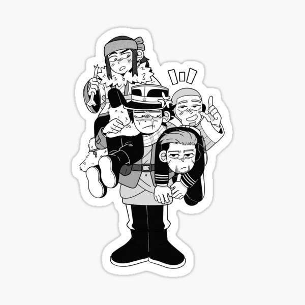 chitatap family Sticker