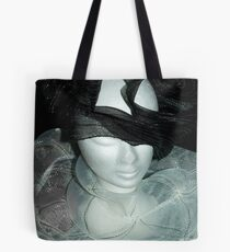 Tulle hats and collars 2 Tote Bag