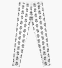 In A Crown - Deluxe Edition Leggings