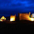 Ruthven Barracks by Alan Findlater