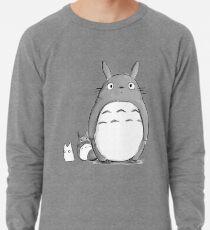 Totoro and Sprite Lightweight Sweatshirt