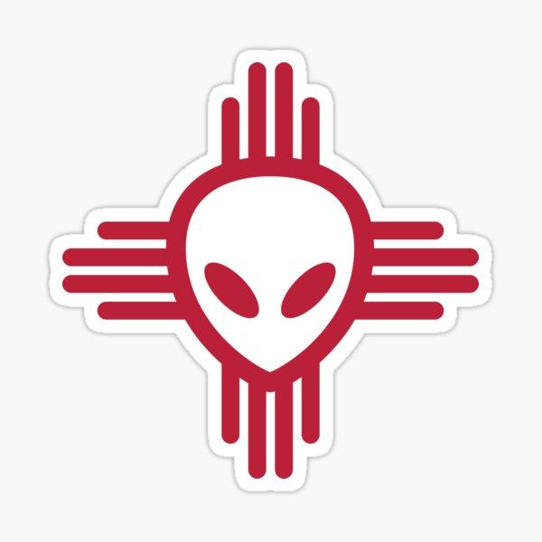 Area 51 - Nouveau Mexique Sticker