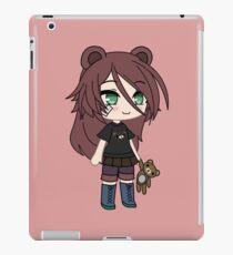 Gacha Life series - Magical Bear Girl Kaya iPad Case/Skin