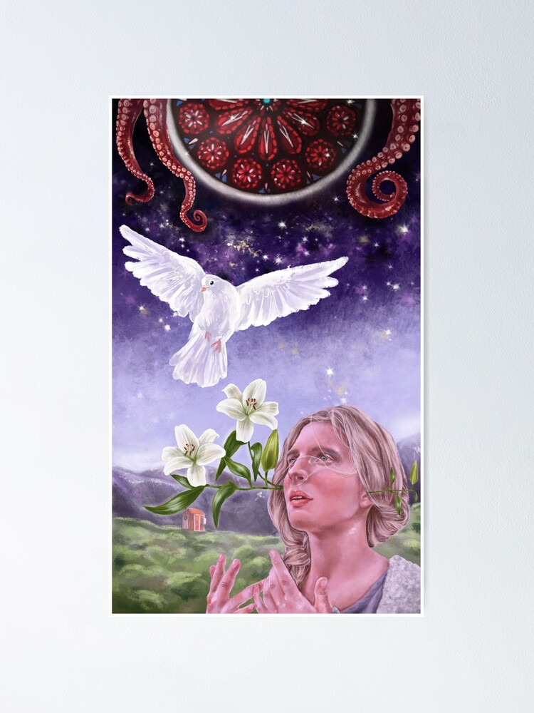 Alternate view of The OA - Garden of Forking Paths Poster