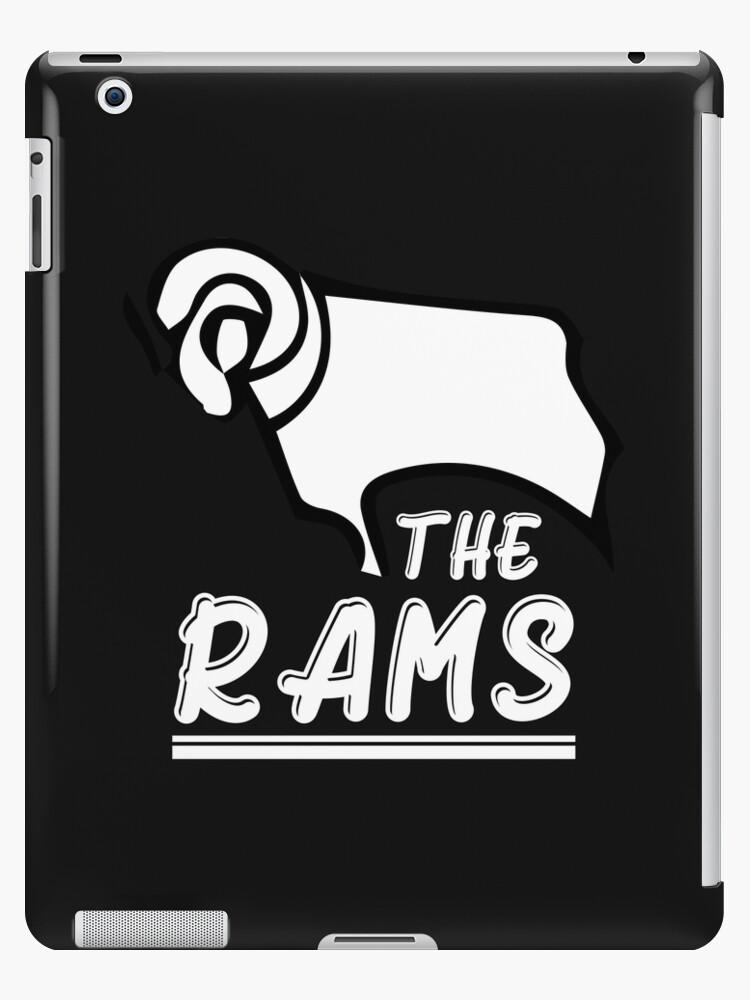 Derby County Football Club The Rams Ipad Case Skin By Fancyvancy Redbubble