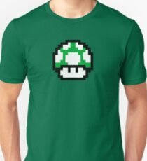1 Up Mushroom Slim Fit T-Shirt