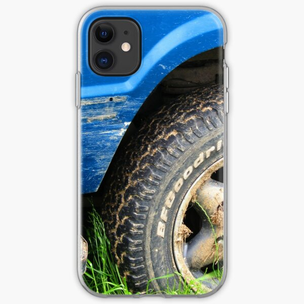 Mud Plugger iPhone Soft Case