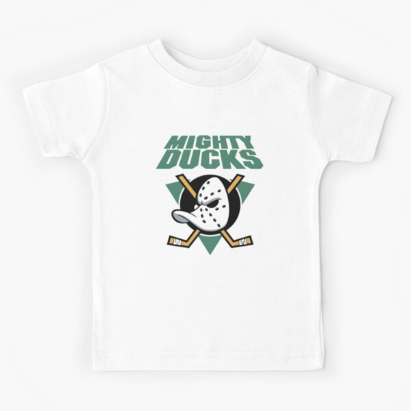 D2: The Mighty Ducks (Low Key Team USA) Kids T-Shirt