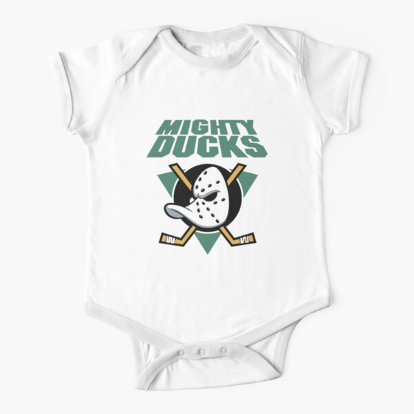 D2: The Mighty Ducks (Low Key Team USA) Short Sleeve Baby One-Piece
