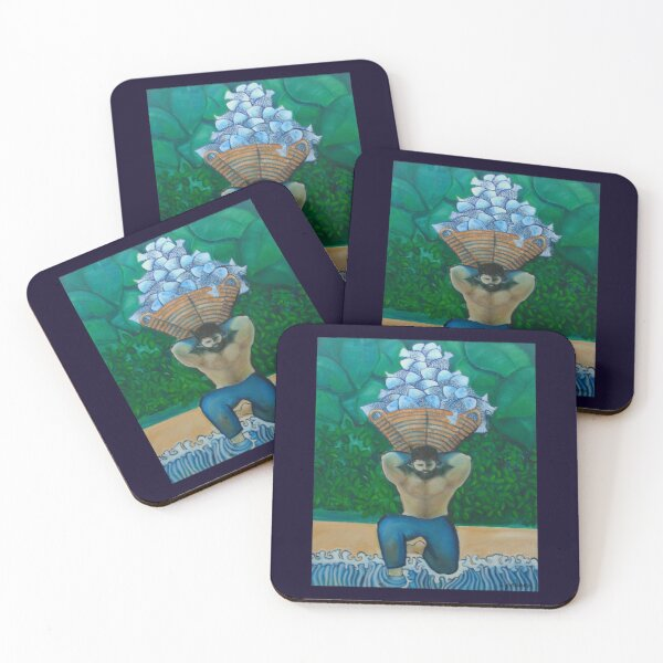 Save The World Coasters (Set of 4)