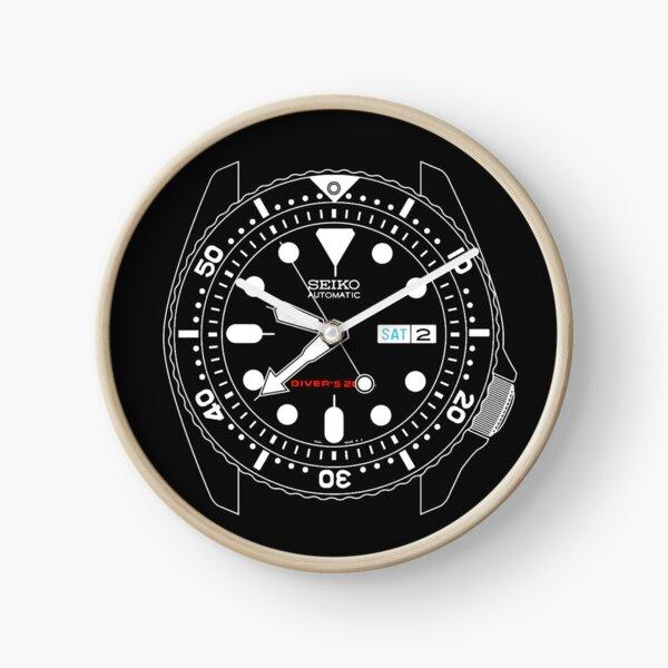 Seiko Skx Automatic Watch Clock