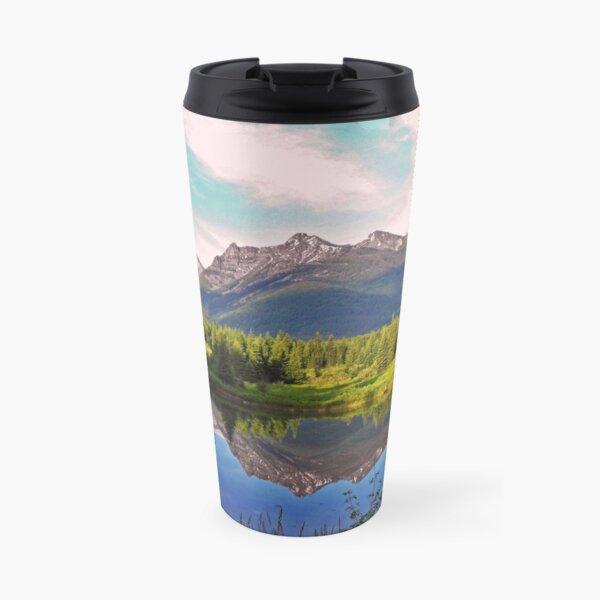 Montana Cabinet Mountains Travel Mug