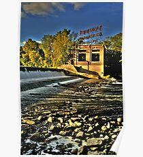 Peninsular Paper Co - Ypsilanti Michigan Poster