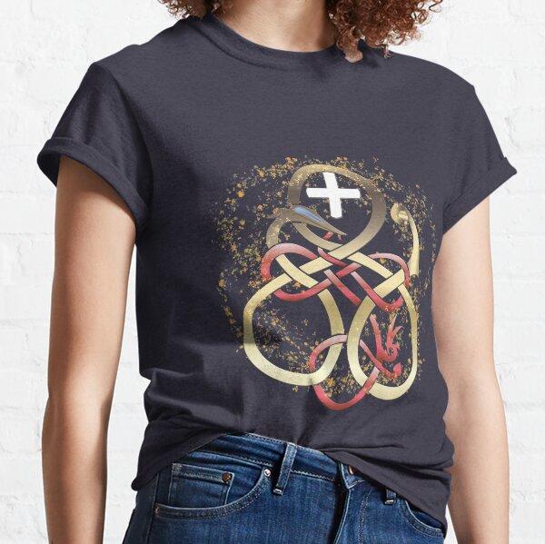 Runemaster's Serpent Gold-Red Classic T-Shirt