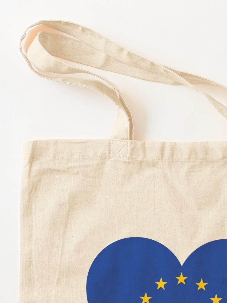 Alternate view of Europe Tote Bag