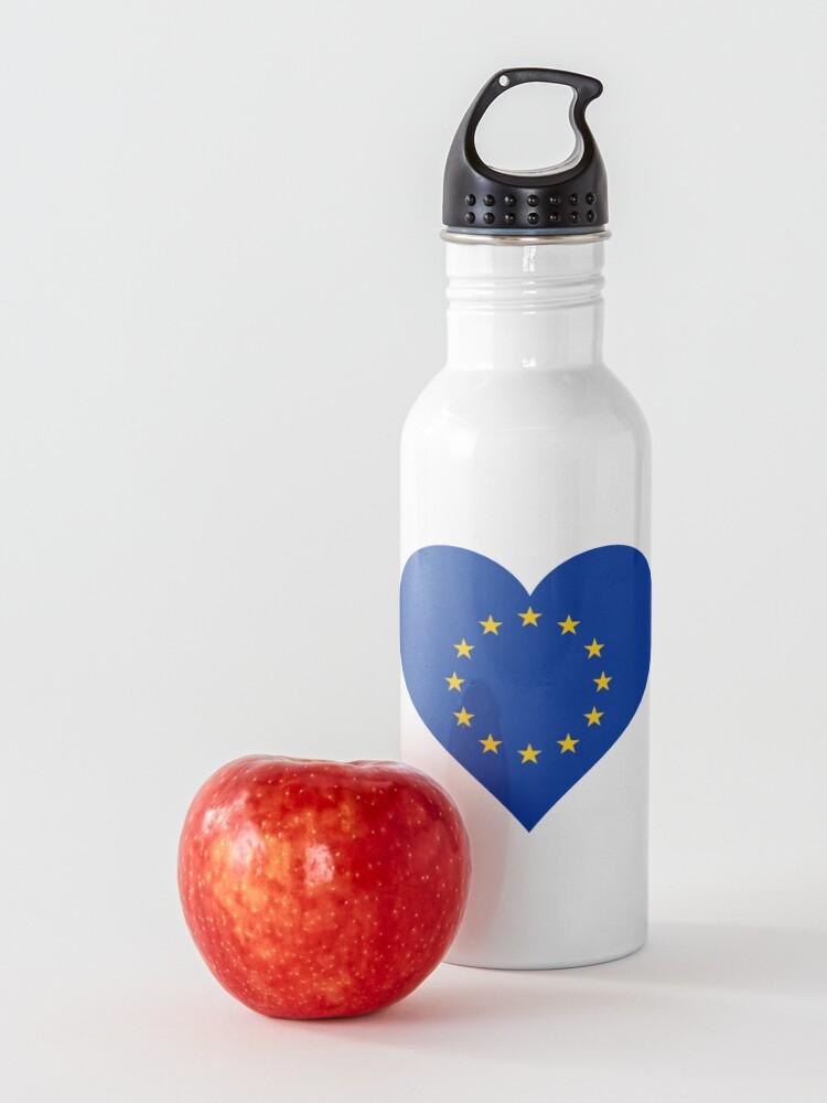 Alternate view of Europe Water Bottle