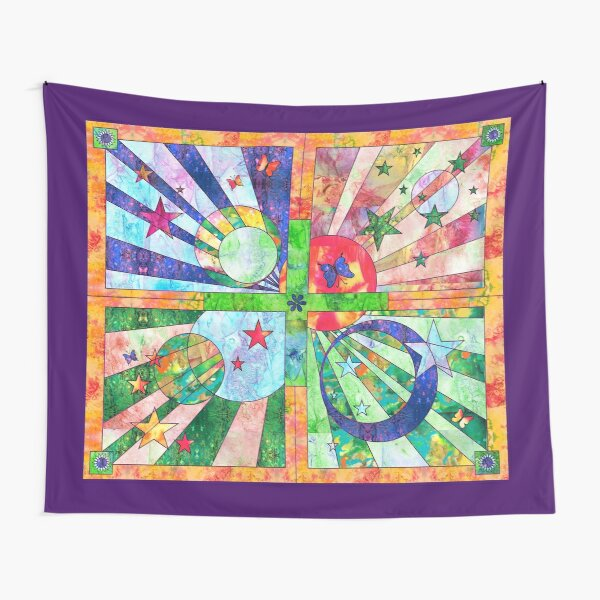 Happy Happy Joy Joy Tapestry