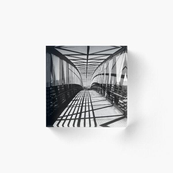 Bridge Acrylic Block