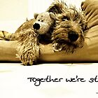 Together we're strong by Trish  Anderson