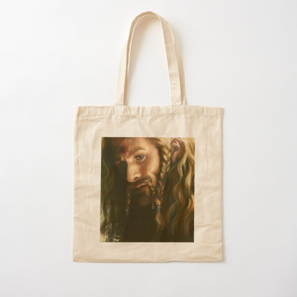 Golden Prince  Cotton Tote Bag