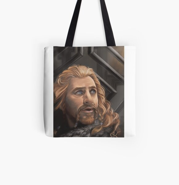 Prince Under the Mountain All Over Print Tote Bag
