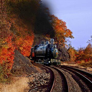 Hudson Line by TomSpencer