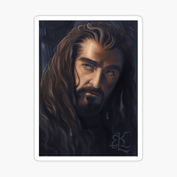 King Under the Mountain Sticker