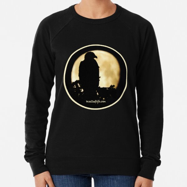 Eagle Silhouette Lightweight Sweatshirt