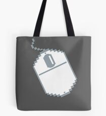Digital computer mouse Tote Bag