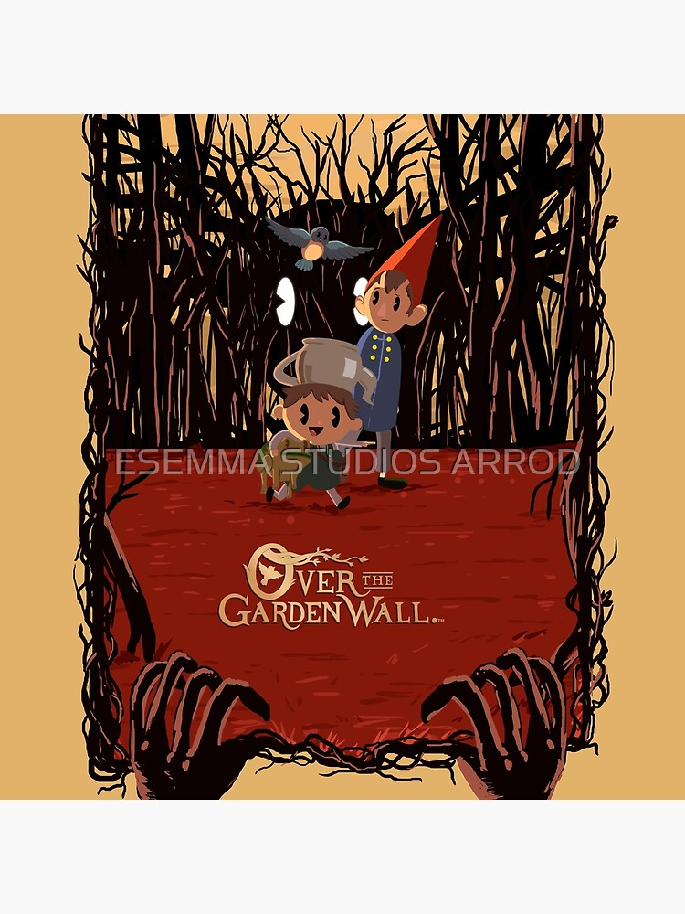 Retro 30s Over the Garden Wall ™ by estebanjosue25