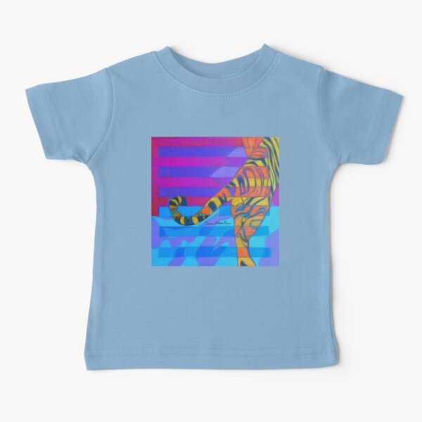 Hexagram 10-Lü (Tread lightly) Baby T-Shirt