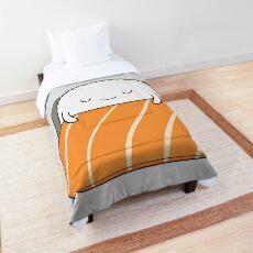 Sleepy Sushi Bed Comforter