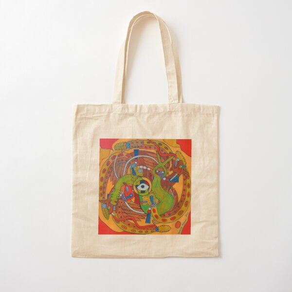 Uktena Cotton Tote Bag