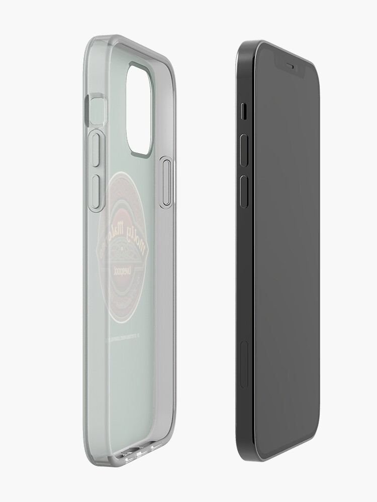 Alternate view of Molly Malones Logo 01 iPhone Case & Cover