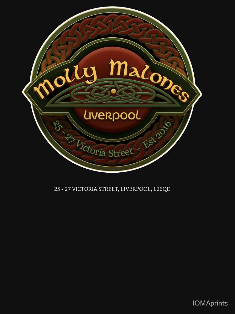 Molly Malones Logo 01 by IOMAprints