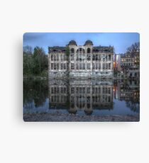 Old Brewery Canvas Print