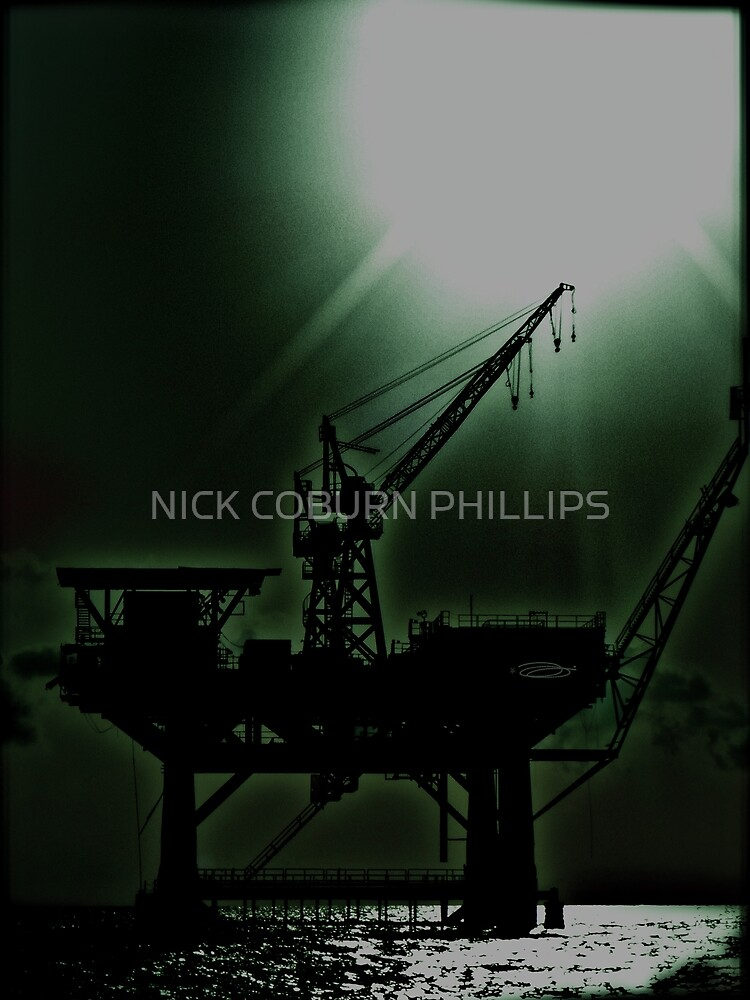 Top Performer! by NICK COBURN PHILLIPS