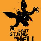 Last Stand in Hell by Simon Sherry